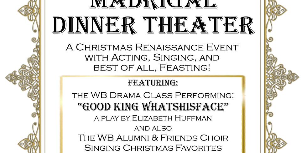 Christmas Madrigal Dinner Theater 2