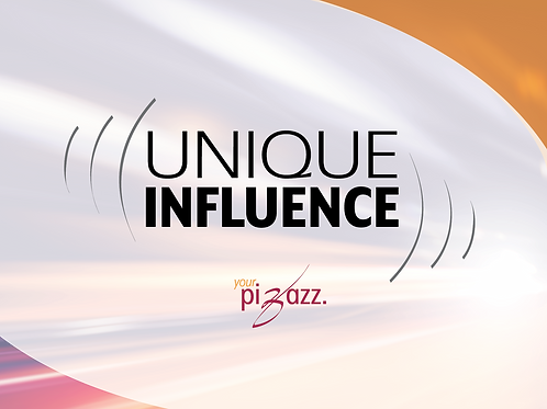 Unique Influence Program (One-ON-One) - FULL PAYMENT