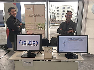7safe cloud écologique suisse, 7solution informatique
