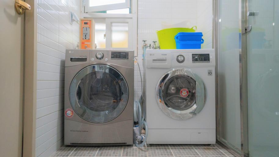 세탁기 및 건조기