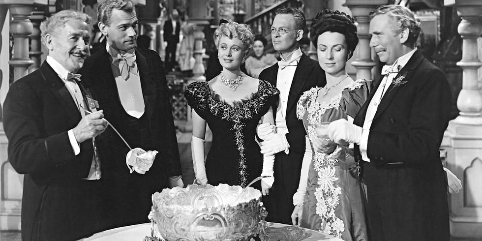 Proiezione del film L'orgoglio degli Amberson di Orson Welles