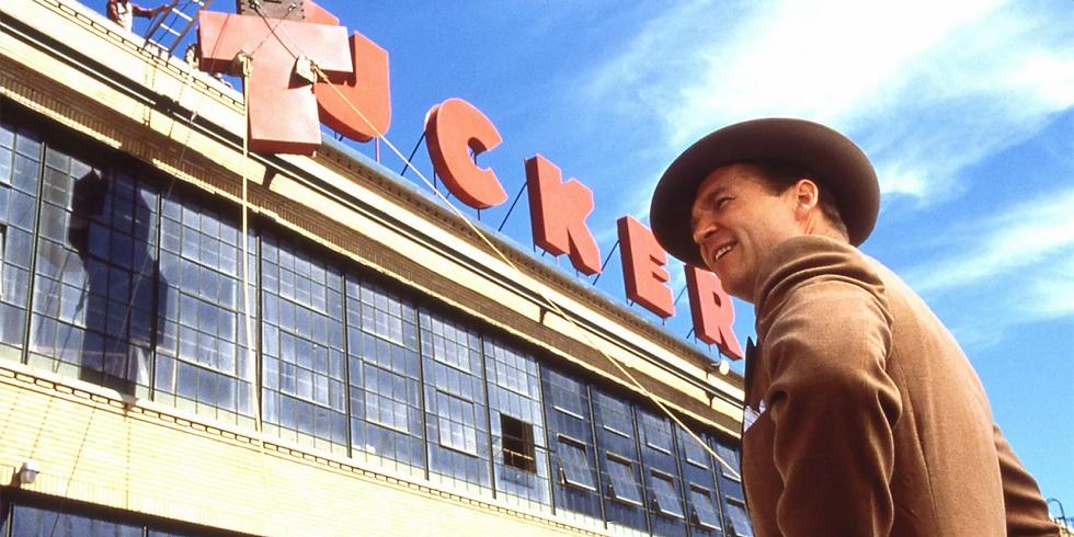 Proiezione del film Tucker - Un uomo e il suo sogno di Francis Ford Coppola