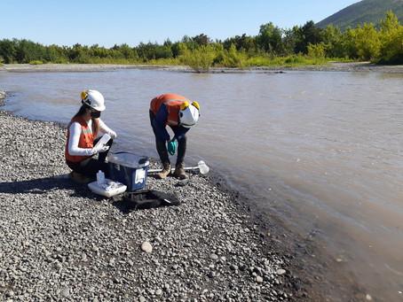 Monitoreo cuenca hidrográfica Rápel / SMA