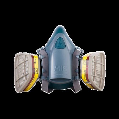 Respirador Air Medio Rostro S702-S703
