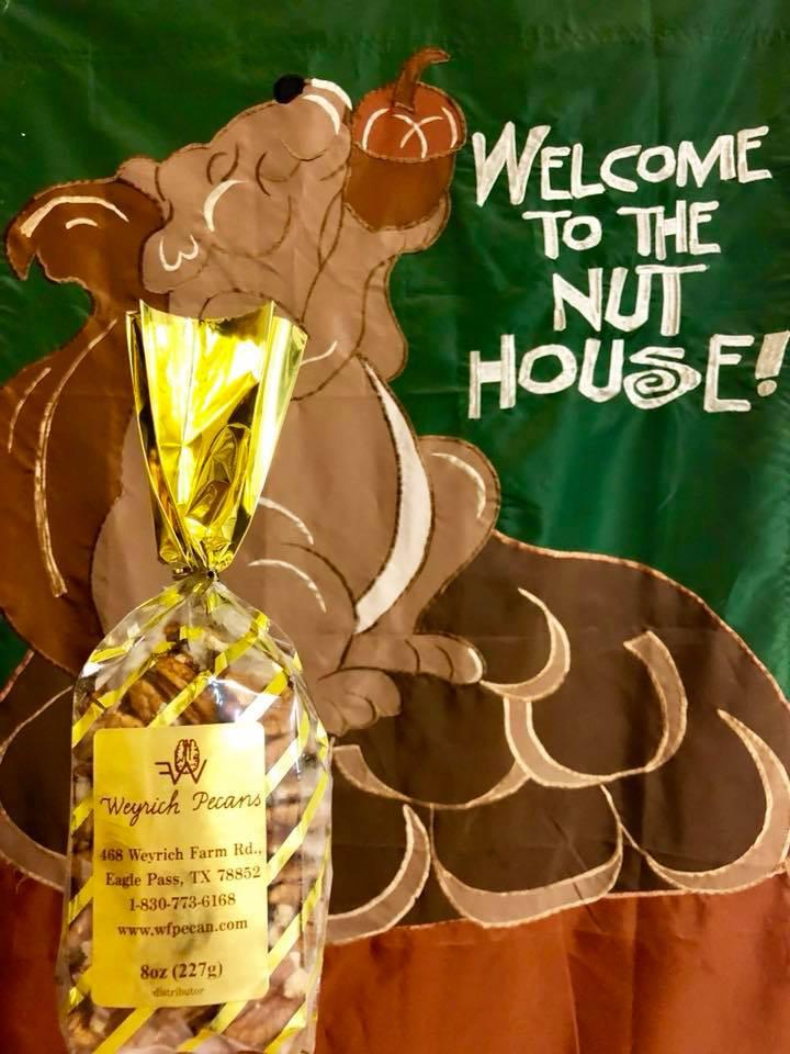 We Weyrich's are Nutty