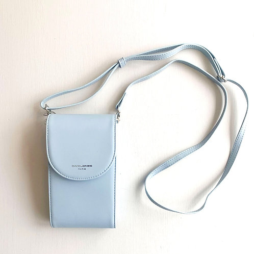 David Jones Pale Blue 3-in-1 Purse Bag
