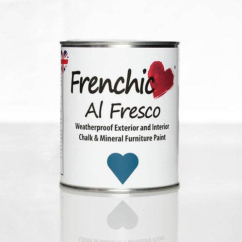 Frenchic Al Fresco - Steal Teal 250ml tin