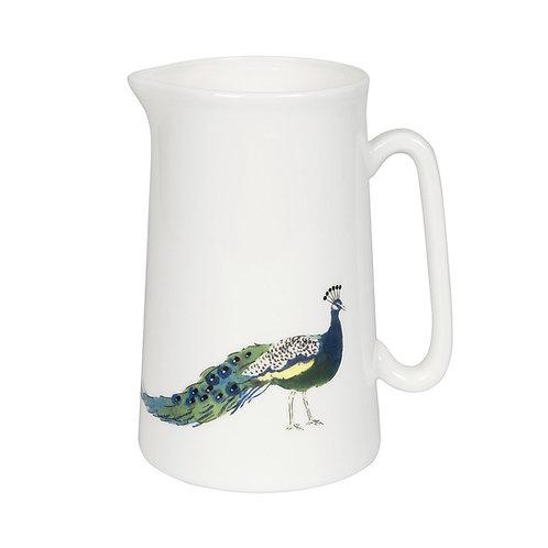 Sophie Allport Peacock Jug