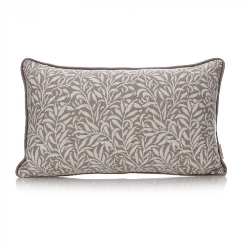William Morris Willow Grey Cushion