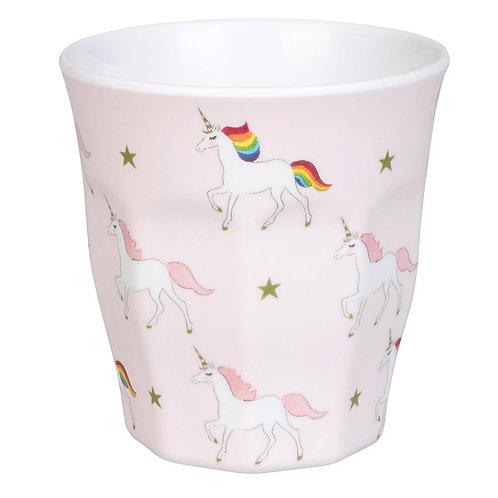 Sophie Allport Unicorn Kids Melamine Beaker