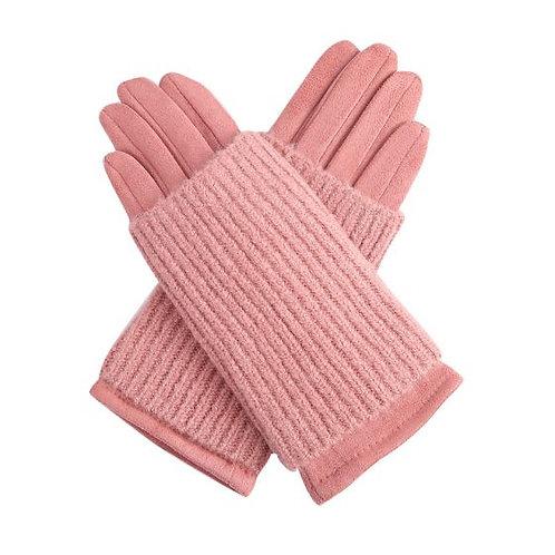 Dusky Pink Gloves
