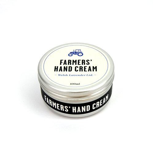 Welsh Lavender Farmers Hand Cream 100ml