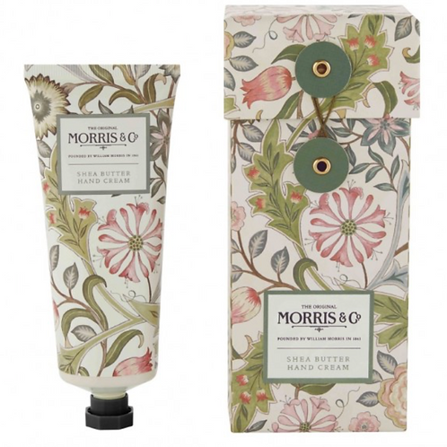 Morris & Co. Jasmine & Green Tea Hand Cream 100ml