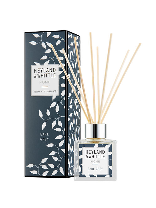 Heyland and Whittle Earl Grey Reed Diffuser 100ml