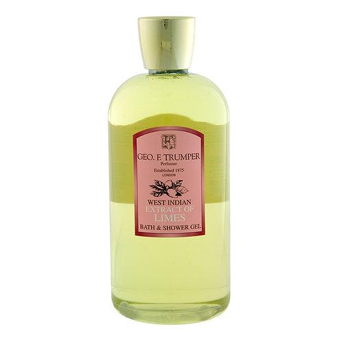 Geo. F. Trumper Limes Bath and Shower Gel 200ml