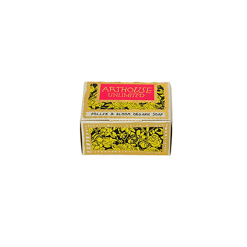 ARTHOUSE Unlimited Pollen and Bloom Organic Soap 100g