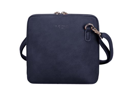 David Jones Navy Blue Square Bag