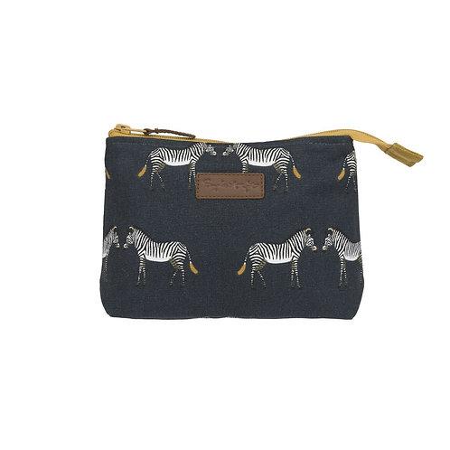 Sophie Allport Zebra Wash Bag (Small)