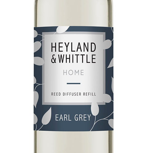 Heyland and Whittle Earl Grey Reed Diffuser Refill 200ml