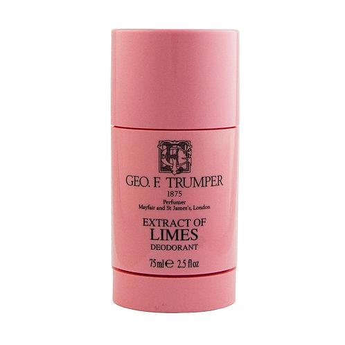 Geo. F. Trumper Limes Deodorant Stick