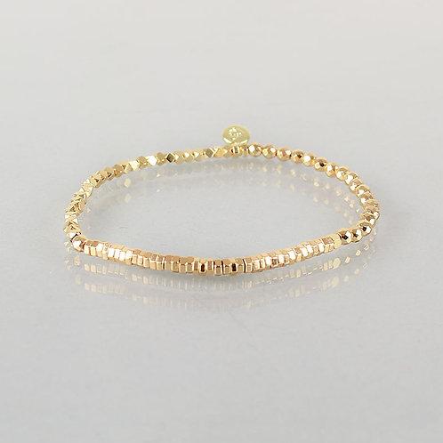 Tilley & Grace Gold Lisa Bracelet