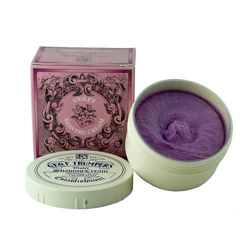 Geo. F. Trumper Violet Soft Shaving Cream 200g