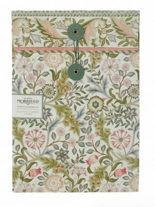 Morris & Co. Jasmine & Green Tea Drawer Liners