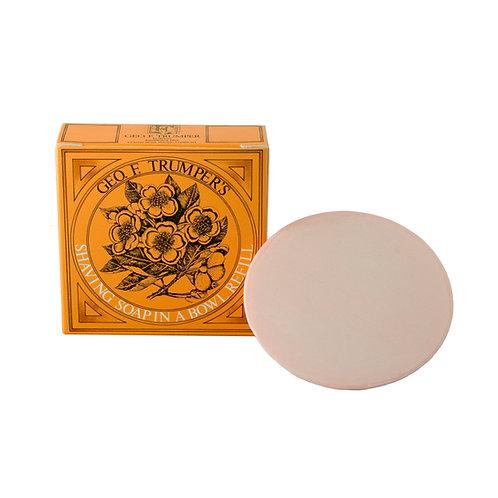 Geo. F. Trumper Almond Hard Shaving Soap Refill