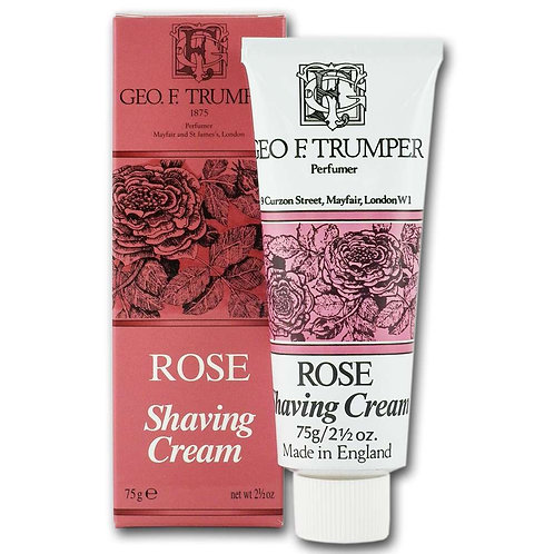 Geo. F. Trumper Rose Shaving Cream 75g