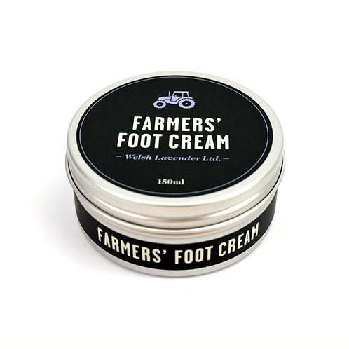 Welsh Lavender Farmers Foot Cream 150ml