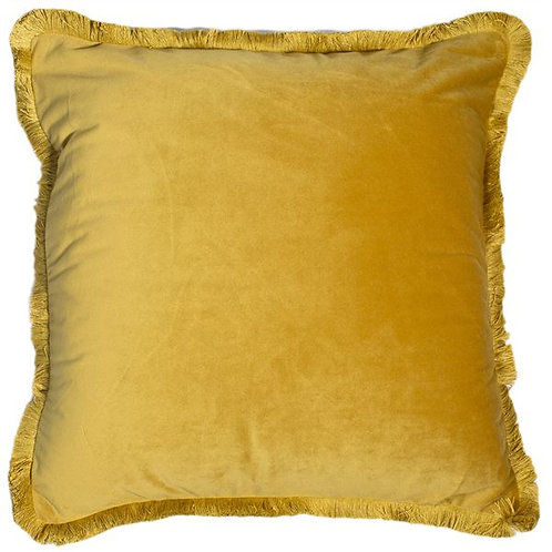 Meghan Mustard Cushion