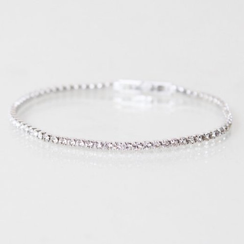 Tilley & Grace Silver Esther Bracelet