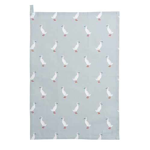 Sophie Allport Runner Duck Tea Towel