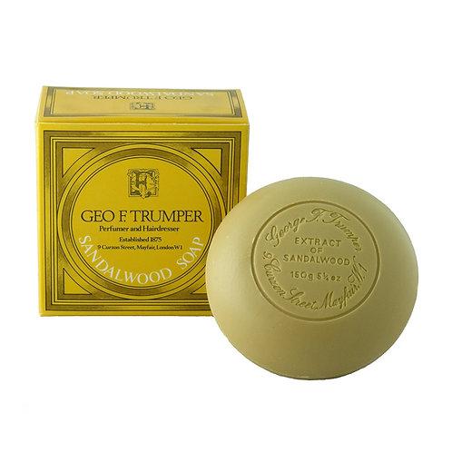 Geo. F. Trumper Sandalwood Bath Soap