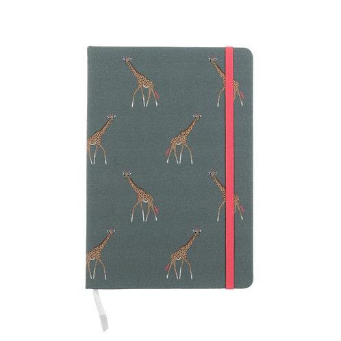 Sophie Allport Repeat Giraffe Notebook