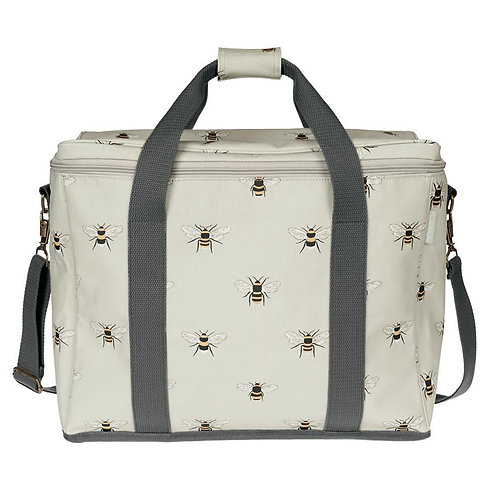 Sophie Allport Bees Oilcloth Picnic Bag
