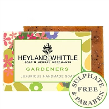 Heyland and Whittle Gardeners Soap Bar 120g
