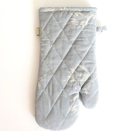 Raine & Humble Blue Olive Grove Oven Glove