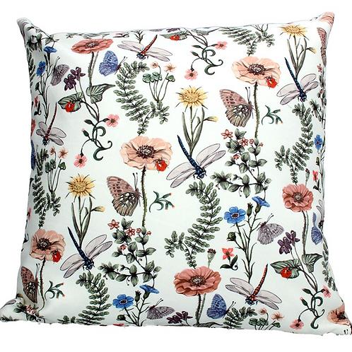 Gisela Graham Flora & Fauna Cushion