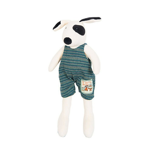 Moulin Roty Julius Dog Soft Toy (30cm)