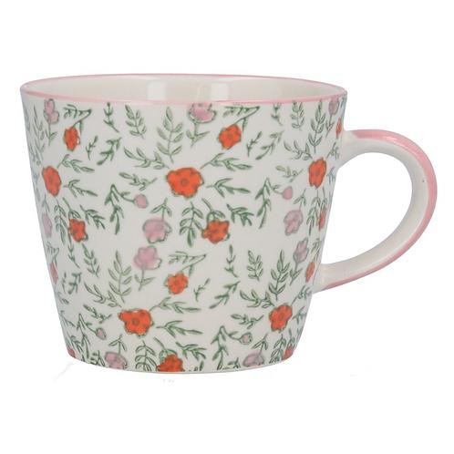 Gisela Graham Ditsy Floral Mug