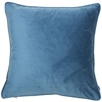 Large Luxe Blue Wing Cushion (50 x 50)