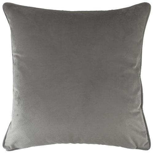 Steel Piped Velvet Cushion
