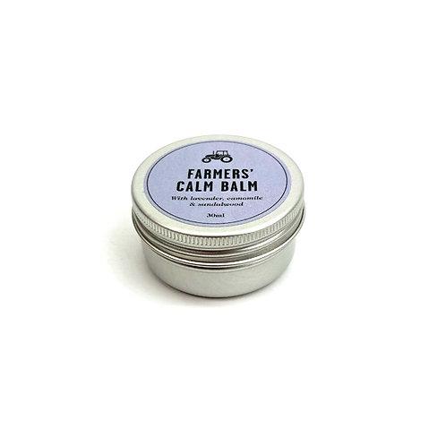 Welsh Lavender Farmers Healing Calm Balm 30ml