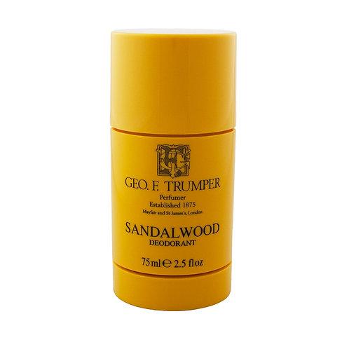 Geo. F. Trumper Sandalwood Deodrant Stick