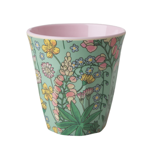Rice Lupin Melamine Cup
