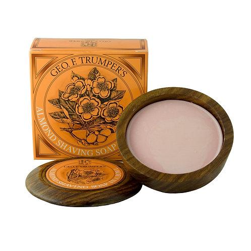Geo. F. Trumper Almond Hard Shaving Soap