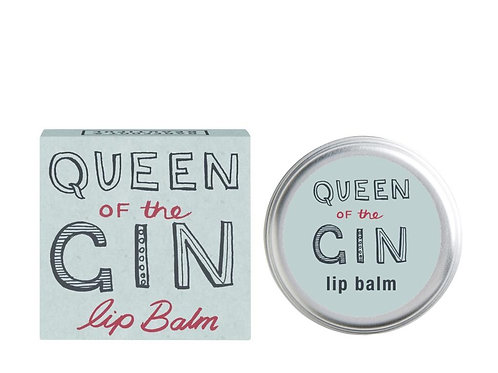 Barefoot and Beautiful Queen of The Gin Lip Balm