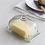 Thumbnail: Garden Trading Glass Cornbury Butter Dish