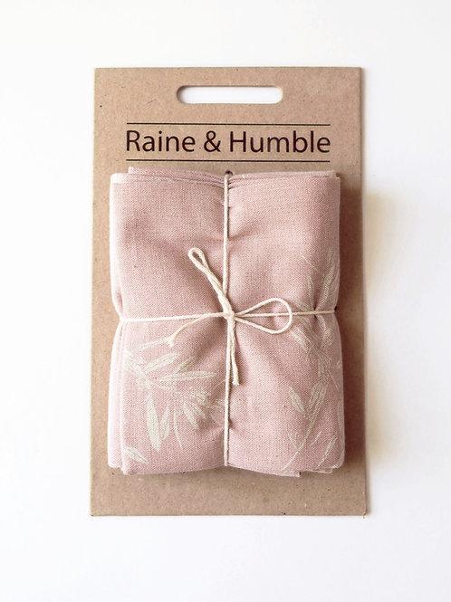 Raine & Humble Pink Olive Grove 2 Pack Tea Towels
